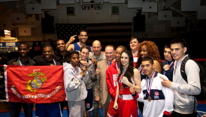 ARMED FORCES BOXERS WIN NATIONAL CHAMPIONSHIPS