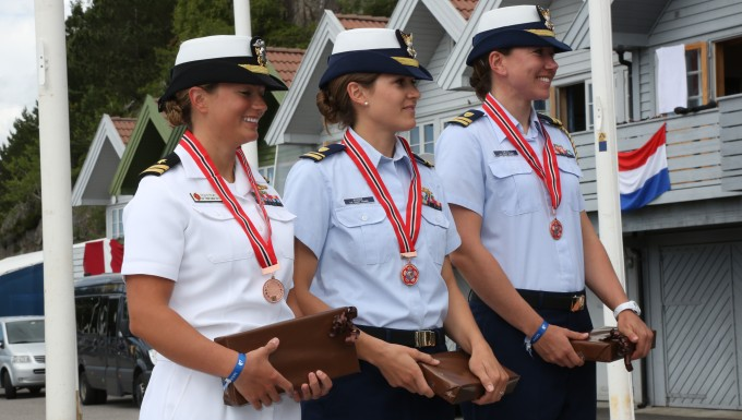 Team USA Wins 2013 CISM Sailing Bronze