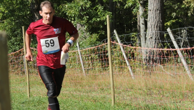 USA Back at CISM Orienteering