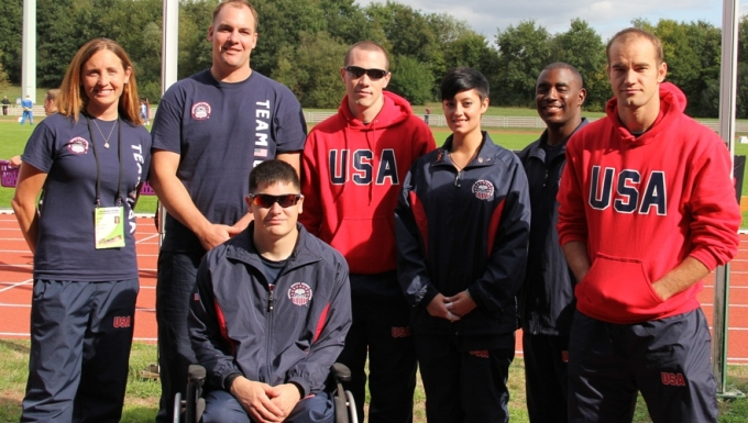 Team USA Dominates Para Track and Field Military Worlds