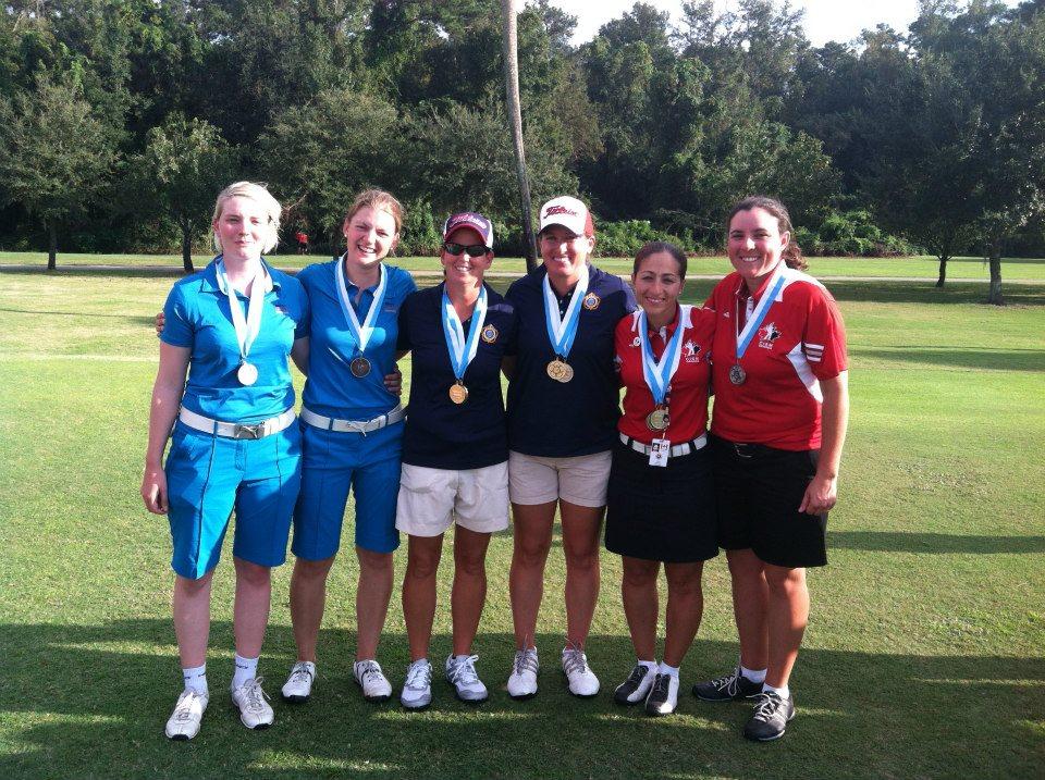 2012 CISM Golf Championship Results