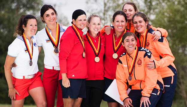 US Women win back-to-back gold medals in the 2018 Conseil International du Sport Militaire (CISM) World Military Golf Championship hosted by the German Armed Forces in Warendorf, Germany August 26 to September 2. Military golfers from around the world compete for gold.