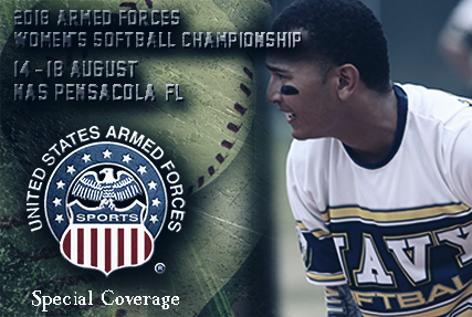 2018 Men's Armed Forces Softball Championship Special Coverage