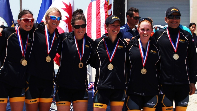Army Sweeps Armed Forces Triathlon Men's and Women's Team titles