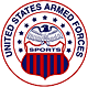 Armed Forces Sports Logo
